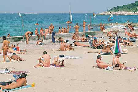 Koversada is Croatia's oldest naturist resort. Accepting its first guests in ...