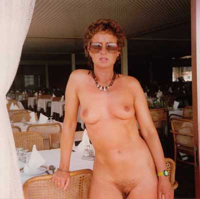 nude My wife jan