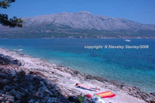 Get naked in Croatia - top ten list of European nudist