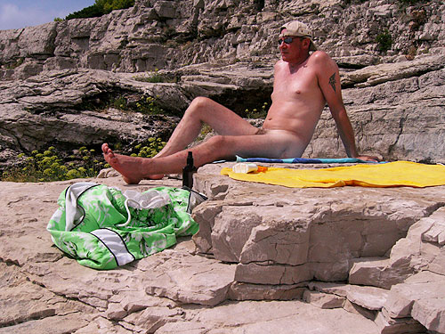 All nude photos of gail kim