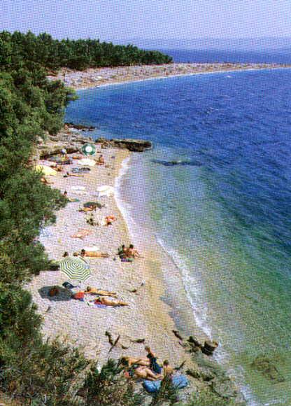 Croatia Naturally Brac Naturist Guide